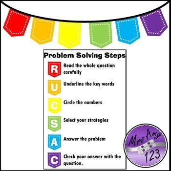 Problem solving worksheets grade 5